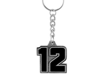 Will Power Racing Keychain