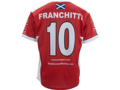 Dario Franchitti Racing Mens Crew Jersey