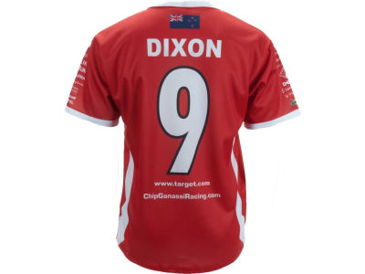 Scott Dixon Racing Mens Crew Jersey