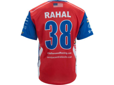 Graham Rahal Racing Mens Crew Jersey