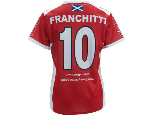 Dario Franchitti Racing Womens Crew Jersey