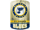 St. Louis Blues Wincraft 11x17 Wood Sign Flags & Banners