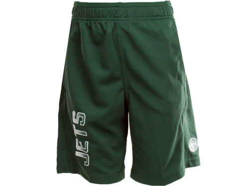 New York Jets Outerstuff NFL Kids Performance Short