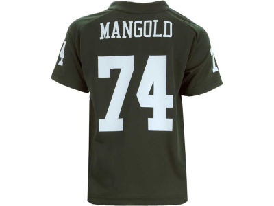 Outerstuff Nick Mangold NFL Kids Fashion Performance T-Shirt