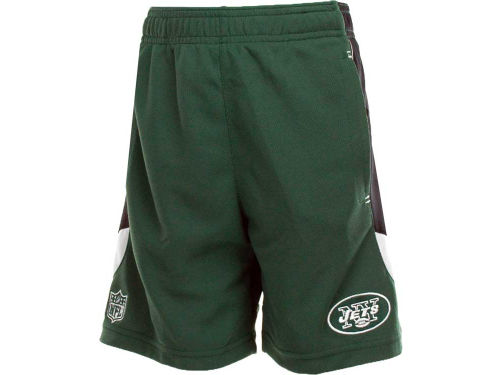 New York Jets Outerstuff NFL Kids Kick Off Mesh Short