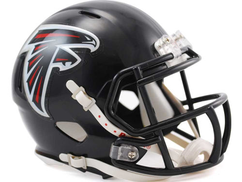 Atlanta Falcons Riddell Speed Mini Helmet
