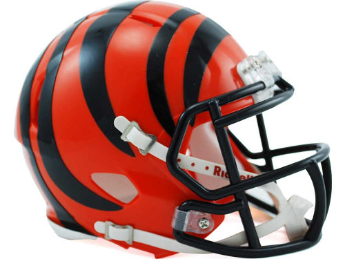 Cincinnati Bengals Riddell Speed Mini Helmet