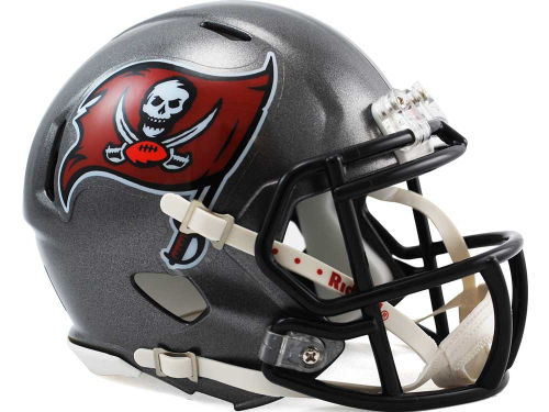 Tampa Bay Buccaneers Riddell Speed Mini Helmet
