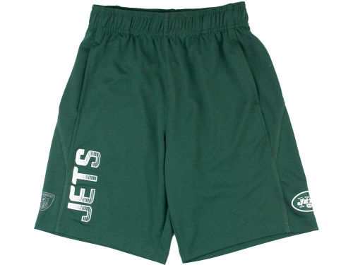 New York Jets Outerstuff NFL Youth Performance Short