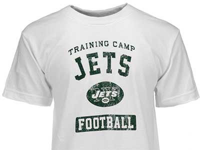 Outerstuff NFL Youth Train Like You Fight T-Shirt