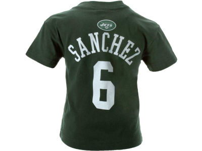 Outerstuff Mark Sanchez NFL Youth Primary Gear Flat T-Shirt