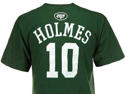 Outerstuff Santonio Holmes NFL Youth Primary Gear Flat T-Shirt
