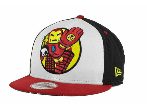 Tokidoki Iron Man Rescue Snapback Cap Hats