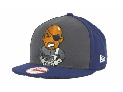 Tokidoki Nick Fury 9FIFTY Snapback Cap Hats