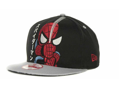 Tokidoki Japanese Spidy Snapback 9FIFTY Cap Hats