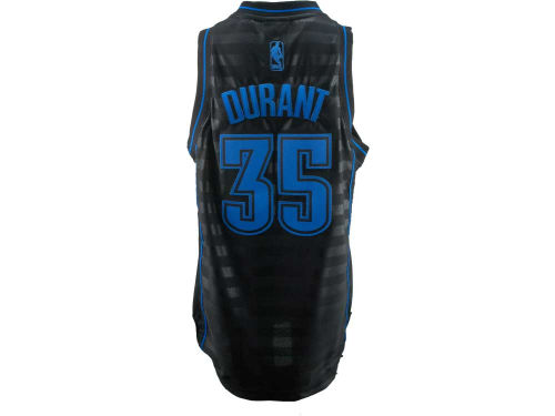 Oklahoma City Thunder Kevin Durant Outerstuff NBA Youth Groove Swingman Jersey