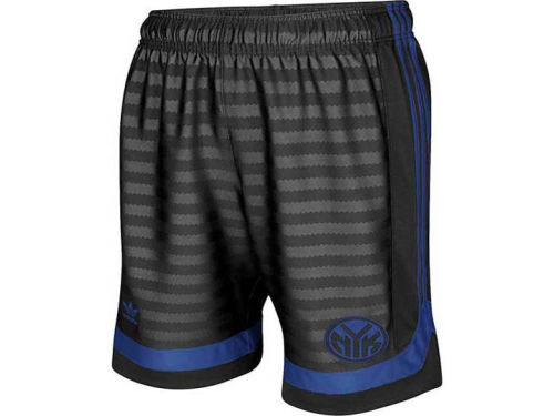New York Knicks adidas NBA Youth Groove Hoops Short