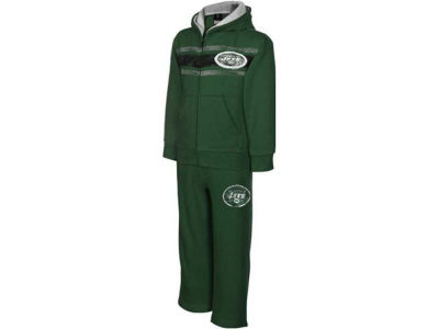 Outerstuff NFL Toddler Vintage Zip Fleece Hoodie Set