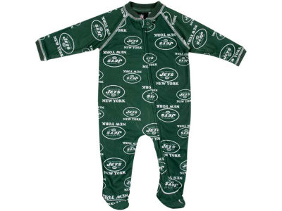 Outerstuff NFL Infant Full Zip Raglan Coverall