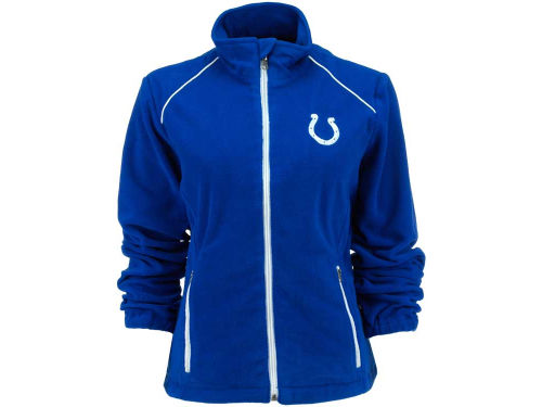 Indianapolis Colts GIII NFL Womens Alpine Full Zip Jacket