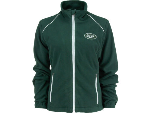 New York Jets GIII NFL Womens Alpine Full Zip Jacket