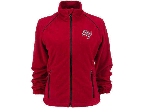 Tampa Bay Buccaneers GIII NFL Womens Alpine Full Zip Jacket