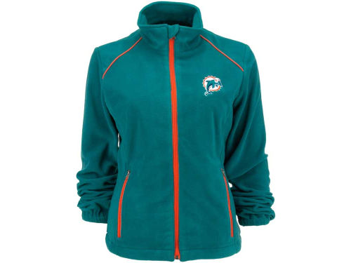 Miami Dolphins GIII NFL Womens Alpine Full Zip Jacket