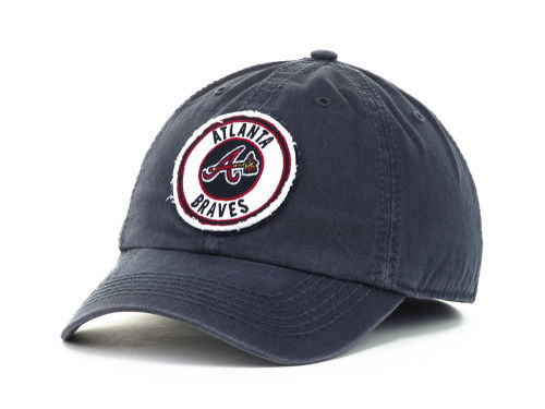 Atlanta Braves '47 Brand MLB Graze Franchise Cap Hats