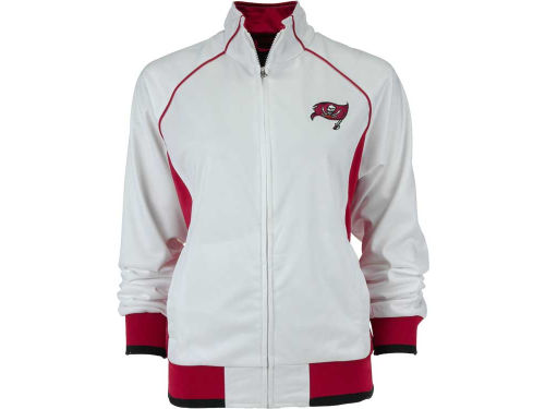 Tampa Bay Buccaneers GIII NFL Womens Sprint Full Zip Jacket