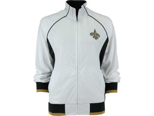 New Orleans Saints GIII NFL Womens Sprint Full Zip Jacket
