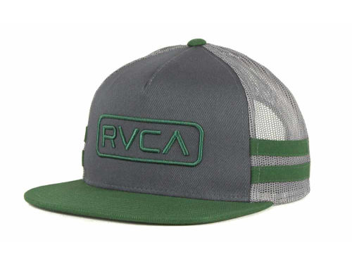 RVCA Movement Trucker Snapback Cap Hats