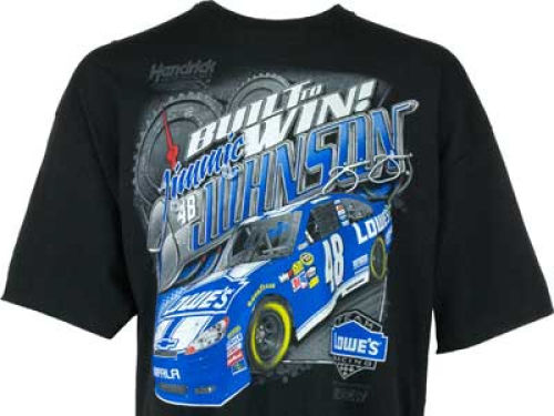 Jimmie Johnson Adult Gauge T-Shirt