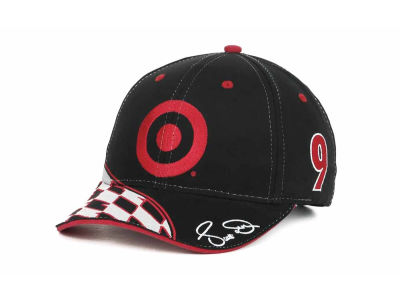Scott Dixon Racing Checkered Slick Cap Hats