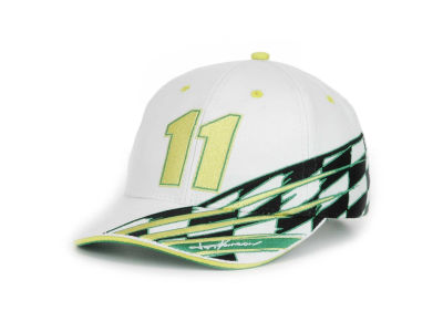 Tony Kanaan Racing Checkered Slick Cap Hats