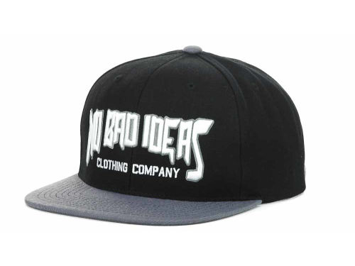 No Bad Ideas NBI Notorious Snapback Cap Hats