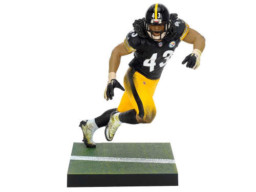 Pittsburgh Steelers Troy Polamalu McFarlane NFL Series 29