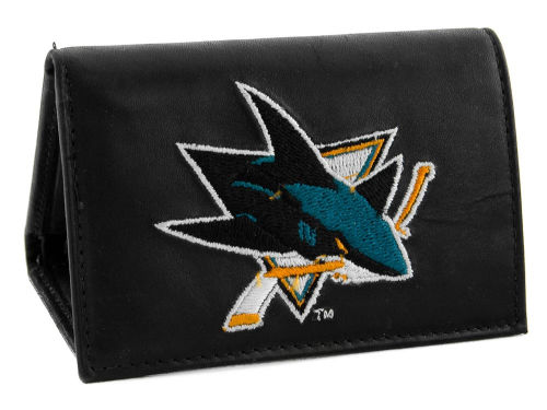 San Jose Sharks Rico Industries Trifold Wallet