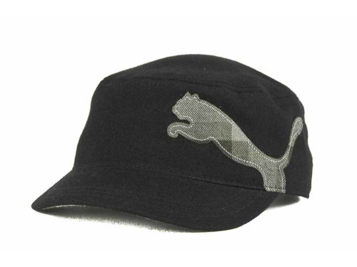 Puma Plaid Side Military Hats