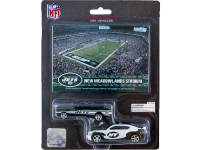 1:64 2-pack Cars With Stadium Card - Mark Sanchez