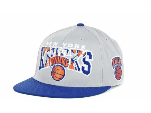 New York Knicks '47 Brand NBA Hardwood Classics Trator Snapback Cap Hats