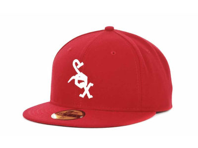Chicago White Sox MLB 2012 Turn Back The Clock 59FIFTY Hats