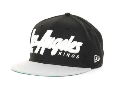 Los Angeles Kings NHL Snap It Back 9FIFTY Snapback Hats