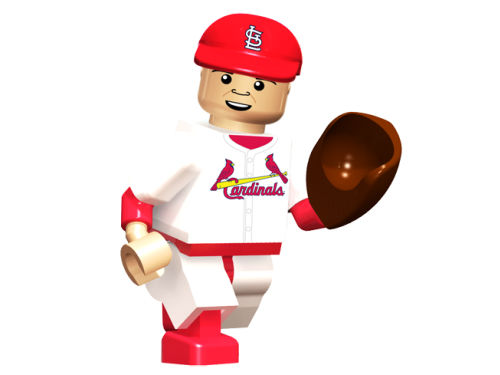 St. Louis Cardinals OYO Figure