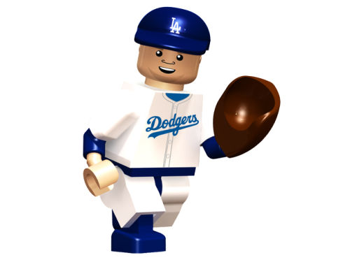 Los Angeles Dodgers OYO Figure