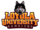 Loyola Ramblers Vinyl Decal Auto Accessories