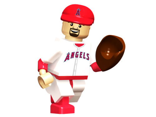 Los Angeles Angels of Anaheim OYO Figure