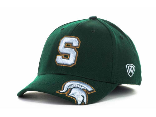 Michigan State Spartans Top of the World NCAA Child All Access Cap Hats