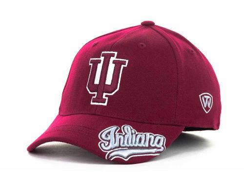 Indiana Hoosiers Top of the World NCAA All Access Cap Hats