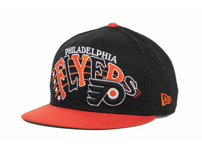 Philadelphia Flyers NHL Stardon 9FIFTY Snapback Hats