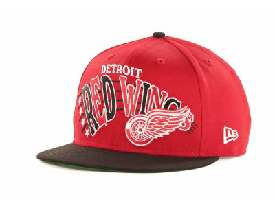 Detroit Red Wings NHL Stardon 9FIFTY Snapback Hats